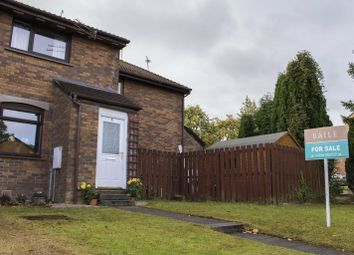 Thumbnail 2 bed terraced house for sale in Berwick Place, East Kilbride, Glasgow