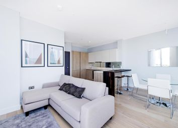 Thumbnail 2 bed flat to rent in Apartment 704, Grand Tower, 1 Plaza Gardens, London