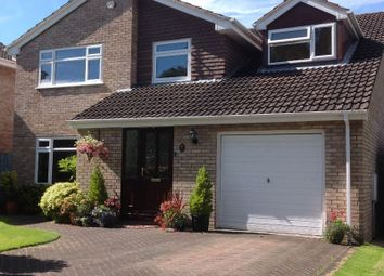 Thumbnail 5 bed detached house for sale in Old Vicarage Road, Willaston, Cheshire