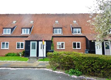 Thumbnail 2 bed maisonette for sale in Willow Bank, New Earswick, York