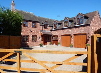 Thumbnail 5 bed detached house for sale in Spring Farm Grange, Bradley, Stafford