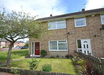 Thumbnail 3 bedroom end terrace house for sale in Costessey, Norwich