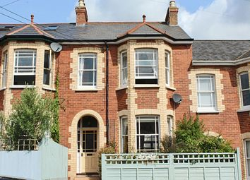 Thumbnail 3 bed terraced house for sale in Peaslands Road, Sidmouth