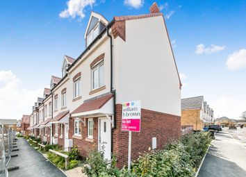 Thumbnail 3 bed end terrace house for sale in Heckford Road, Great Cornard, Sudbury