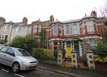 Thumbnail 3 bed property to rent in Kingsley Road, Mutley, Plymouth