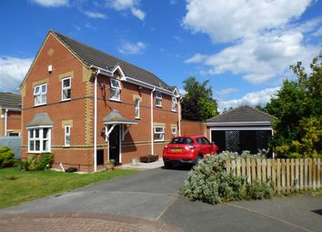 Thumbnail 4 bed detached house for sale in Byron Close, Ettiley Heath, Sandbach