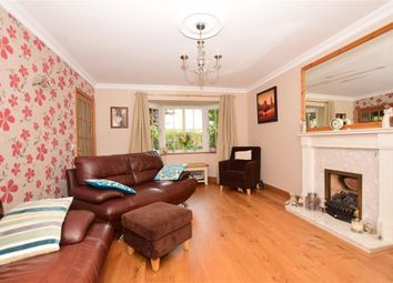 Thumbnail 4 bed detached house for sale in Sandpiper Road, Hawkinge, Folkestone, Kent