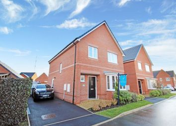 Thumbnail 4 bed detached house for sale in Dimmingsdale Close, Brindley Village, Stoke-On-Trent