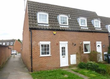 Thumbnail 2 bed terraced house to rent in Rushmere Walk, Woodthorpe View, Nottingham