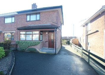 Thumbnail 3 bedroom semi-detached house for sale in Inniscoole Park, Newtownabbey