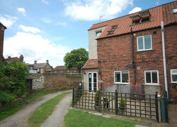 Thumbnail 4 bed end terrace house to rent in St. Hildas Street, Sherburn, Malton