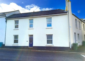 Thumbnail 3 bed end terrace house to rent in Commercial Road, Plymouth