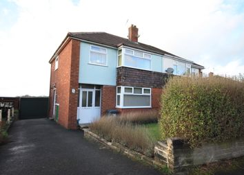 3 bed semi-detached house for sale in Gill Bank Road, Kidsgrove, Stoke-On-Trent ST7