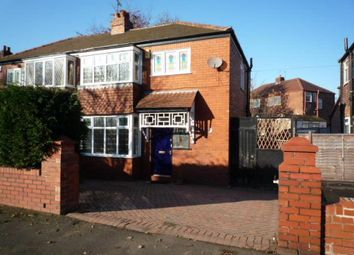Thumbnail 3 bedroom semi-detached house to rent in Garners Lane, Stockport