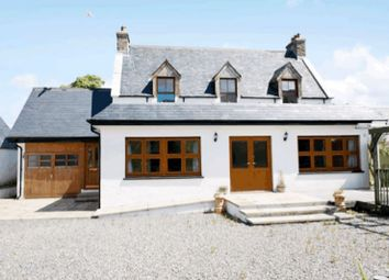 Thumbnail 4 bed detached house for sale in Sunnyside, Poolewe, Achnasheen, Wester Ross IV222Ju