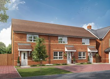 "Thumbnail 2 bed terraced house for sale in ""Roseberry"" at The Sadlers, Westhampnett, Chichester"