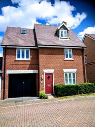 4 bed detached house for sale in Santa Maria Lane, Bletchley, Milton Keynes MK3