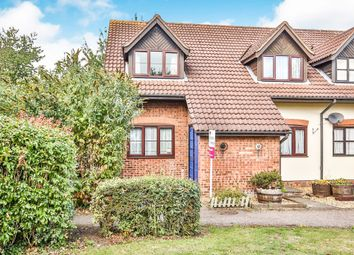Thumbnail 2 bedroom end terrace house for sale in Strasbourg Way, Toftwood, Dereham