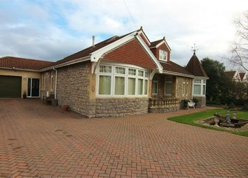 Thumbnail 4 bed detached house for sale in Uphill Road North, Weston-Super-Mare