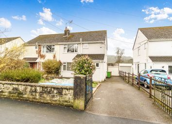 Thumbnail 3 bed semi-detached house for sale in Longcause, Plympton, Plymouth