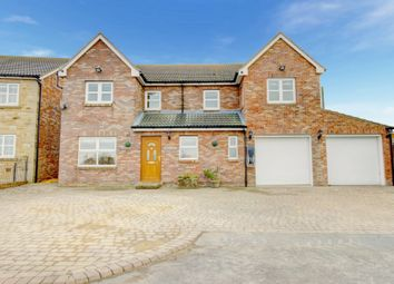 Thumbnail 4 bed detached house for sale in Hawthorn Terrace, Alnwick, Shilbottle