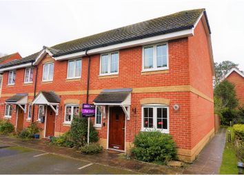 Thumbnail 3 bed end terrace house for sale in Grove Place, Winchester