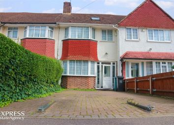 Thumbnail 4 bed terraced house for sale in Longhill Road, London