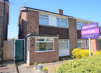 Thumbnail 3 bed semi-detached house for sale in Everard Way, Faversham