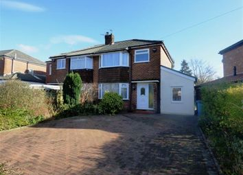 Thumbnail 3 bed semi-detached house to rent in Thorn Grove, Cheadle Hulme, Cheadle