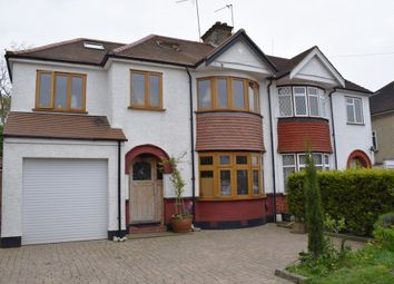 Thumbnail 5 bed semi-detached house for sale in Lincoln Road, North Harrow, Harrow