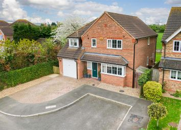 Thumbnail 4 bed detached house for sale in Petersfield, Stoke Mandeville, Aylesbury