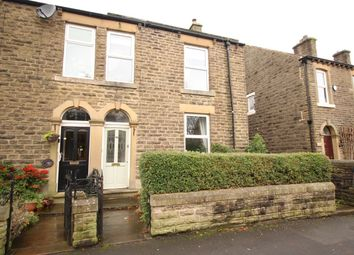 Thumbnail 4 bed semi-detached house for sale in Simmondley Lane, Glossop