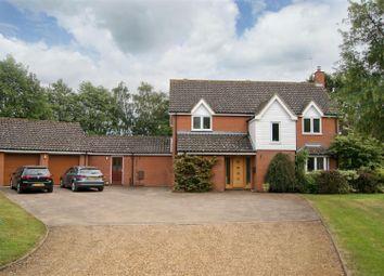 Thumbnail 4 bed property for sale in Beech Paddocks, Hessett, Bury St. Edmunds