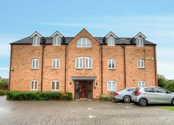 Thumbnail 2 bed flat for sale in West Park Close, Stratford Upon Avon