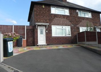 Thumbnail 3 bed semi-detached house to rent in Coningswath Road, Nottingham
