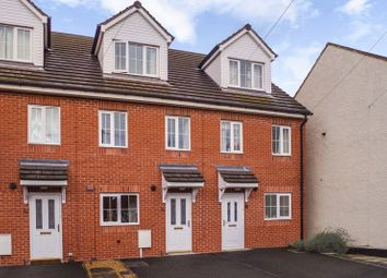 Thumbnail 3 bed town house for sale in King Street North, Chesterfield