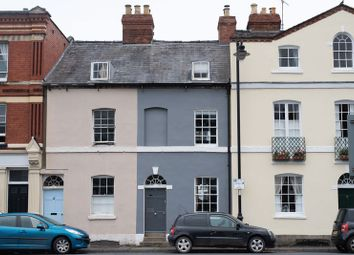 Thumbnail 4 bed property for sale in St. Martins Street, Hereford
