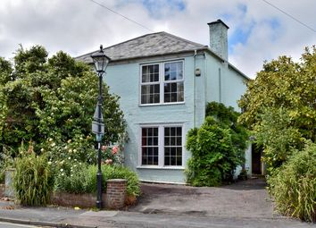 Thumbnail 4 bed detached house for sale in Stanley Road, Stanley Road, Lymington