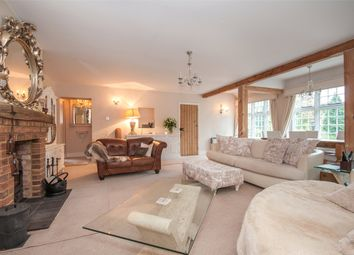 Thumbnail 2 bed flat for sale in Lade Court, Holmbury St. Mary, Dorking, Surrey