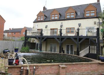 Thumbnail 5 bed detached house for sale in Regent Street, Finedon, Wellingborough