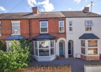 Thumbnail 2 bed terraced house for sale in Byron Road, West Bridgford, Nottingham