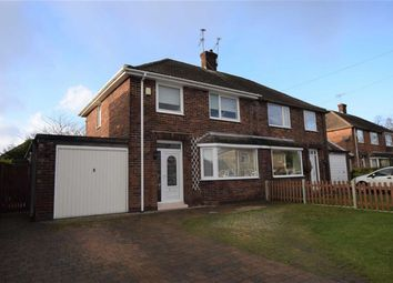 Thumbnail 3 bed property for sale in Claythorne Drive, Gainsborough