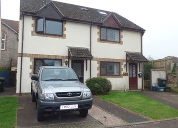Thumbnail 3 bed semi-detached house to rent in Brookedor Gardens, Kingskerswell, Newton Abbot