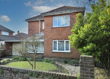 Thumbnail 3 bed detached house for sale in Patricia Road, Norwich