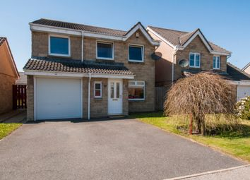 Thumbnail 5 bed detached house for sale in Buchan Drive, Newmachar