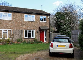 Thumbnail 3 bed semi-detached house for sale in Wadley Road, Upper Leytonstone