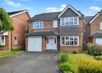 Thumbnail 4 bed detached house for sale in Atkinson Walk, Kennington, Ashford, Kent