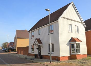 3 bed detached house for sale in Murray Mcpherson Parade, Colchester CO4