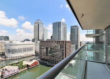 Thumbnail 1 bed flat to rent in 24 Marsh Wall, London