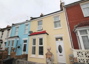 Thumbnail 3 bed terraced house to rent in Washington Avenue, Easton, Bristol